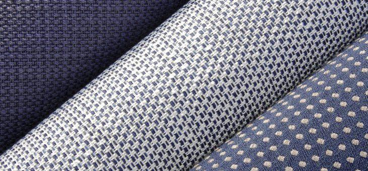 Capsule Collection di tessuti lusso per la nautica