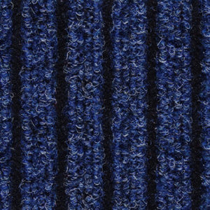 moquette ignifuga per esterni barca strutturato blu
