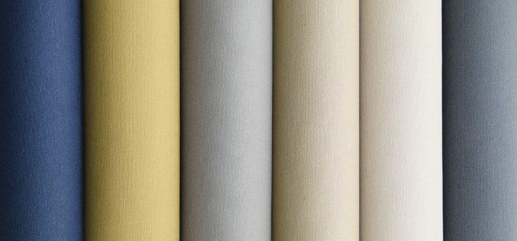 Olimpus Ultimate Collection – I colori trend nella tappezzeria nautica